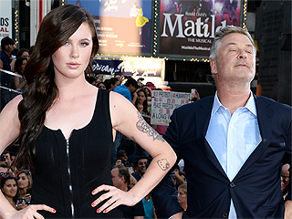 It's a Pose-Off! Ireland and Alec Baldwin Turn the Red Carpet Into a Runway
