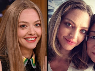Amanda Seyfried Gets a Major Haircut, Reveals New Look with the Help of Her Adorable Dog
