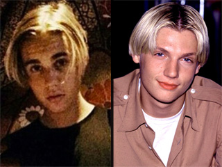 Justin Bieber's New Hairstyle Will Give You Serious '90s Flashbacks (Do You Think Nick Carter Approves?)