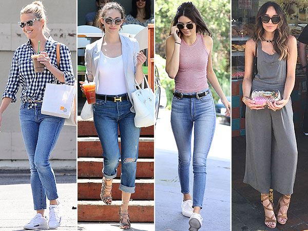 Reese Witherspoon Emmy Rossum Kendall Jenner Ashley Madekwe