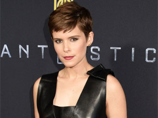 Your Weekend Beauty Dare: Try Kate Mara's Gorgeous Action Star-Appropriate Bold Lip