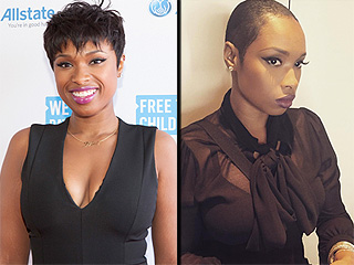 Jennifer Hudson Debuts a Super-Short New Do on Instagram