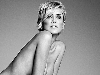 Sharon Stone, 57, on Her Recent Nude Shoot: 'It's Good to Like the Airbrusher'