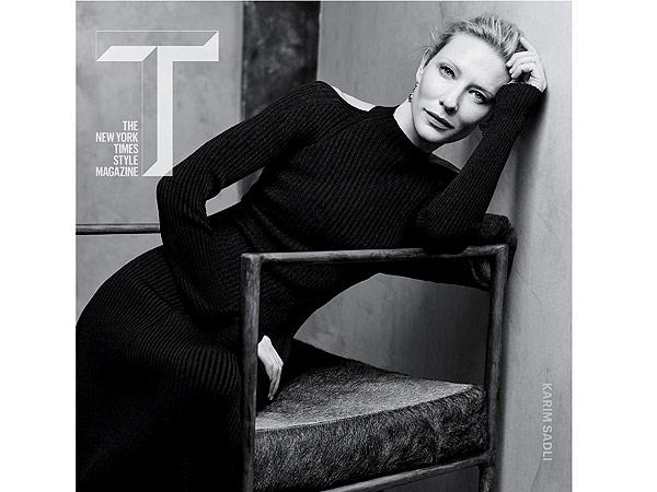 Cate Blanchett for T