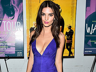 Emily Ratajkowski Doesn't Work Out: 'I'm Definitely an Outlier in the Industry'