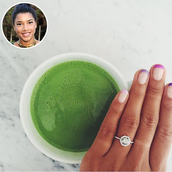 Hannah Bronfman engaged