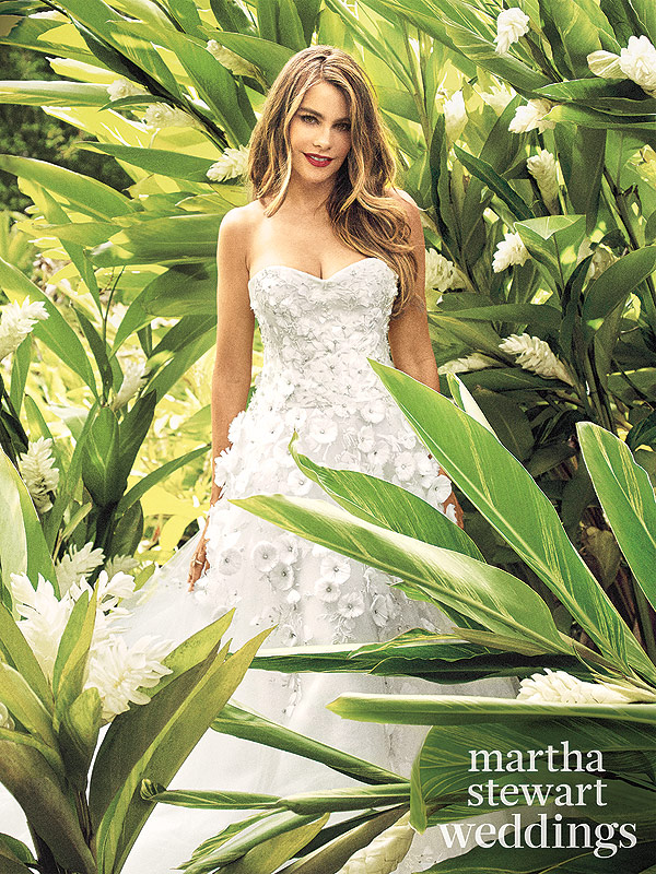 Sofia Vergara Martha Weddings