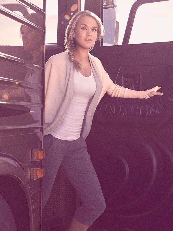 Carrie Underwood activewear line