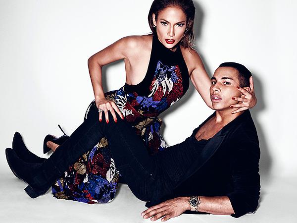 Paper magazine Jennifer Lopez