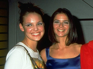 High Fashion #TBT: See a 16-Year-Old Katherine Heigl Walk the Runway for Nicole Miller 20 Years Ago!