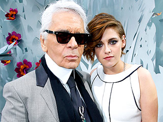 Kristen Stewart Will Play Coco Chanel in a Karl Lagerfeld-Directed Short (and He Says 'She Plays It Mean!')