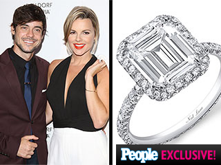 All About Ali Fedotowsky's Hand-Crafted 3-Carat Engagement Ring! (EXCLUSIVE PHOTOS)