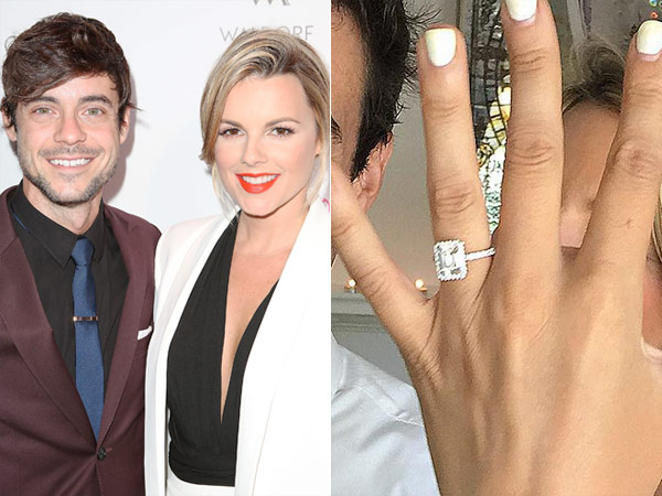 Ali Fedotowsky engaged to Kevin Manno