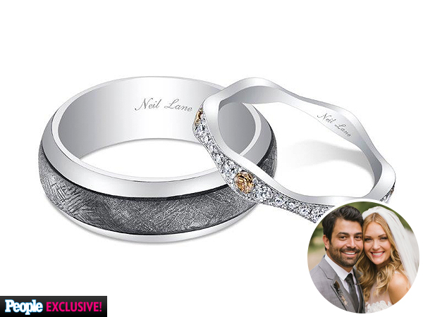 Amy Purdy and Daniel Gale wedding rings