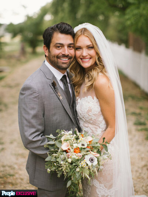 Amy Purdy Wedding Dress