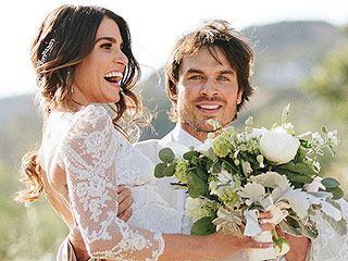 Nikki Reed and Ian Somerhalder's Official Wedding Photos Are Here (Spoiler: They're Beyond Gorgeous!)