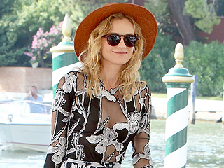 Diane Kruger Is Living a Fashion Fantasy at the Venice Film Festival (and It's Only Day One)