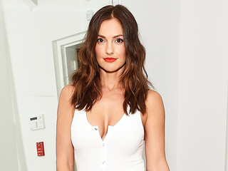 Here's Your Labor Day Weekend Beauty Inspiration, Courtesy of Minka Kelly
