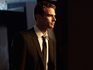 Theo James and Natasha Poly Steam Up the Screen in New Hugo Boss Spot