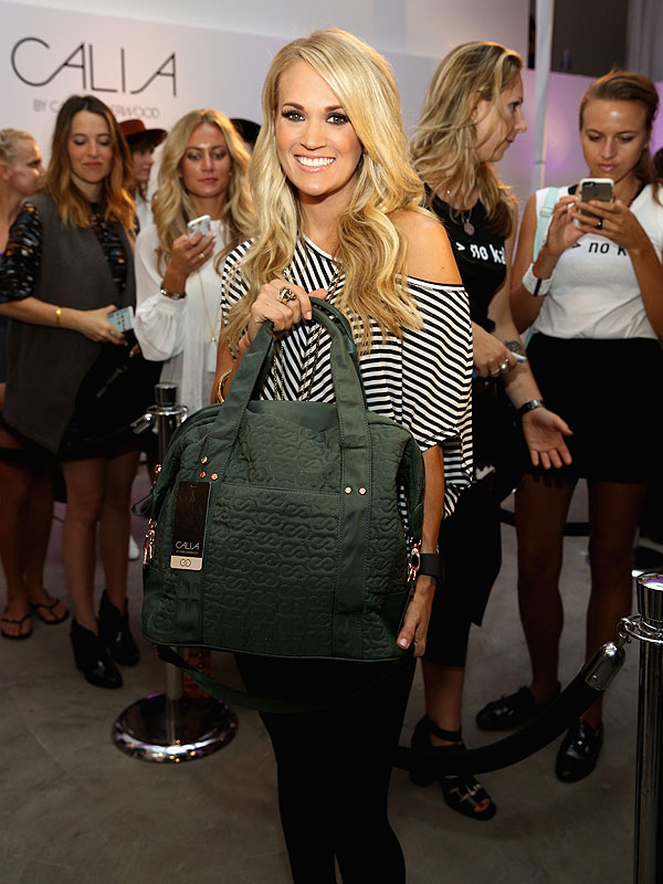 Carrie Underwood Calia NYFW