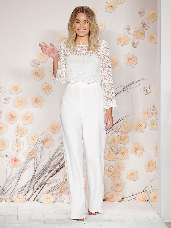 Lauren conrad fashion show nyfw 2015
