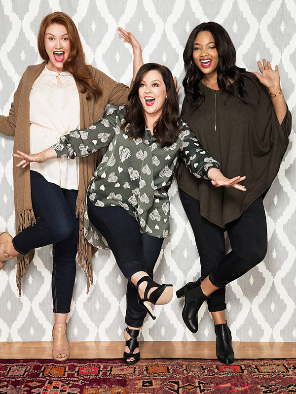 Melissa McCarthy clothing line style issue