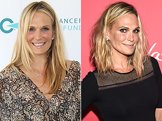 Molly Sims Debuts a Fashion Week Haircut!