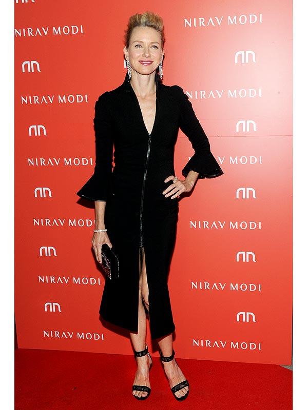 Naomi Watts at the Nirav Modi event 2015