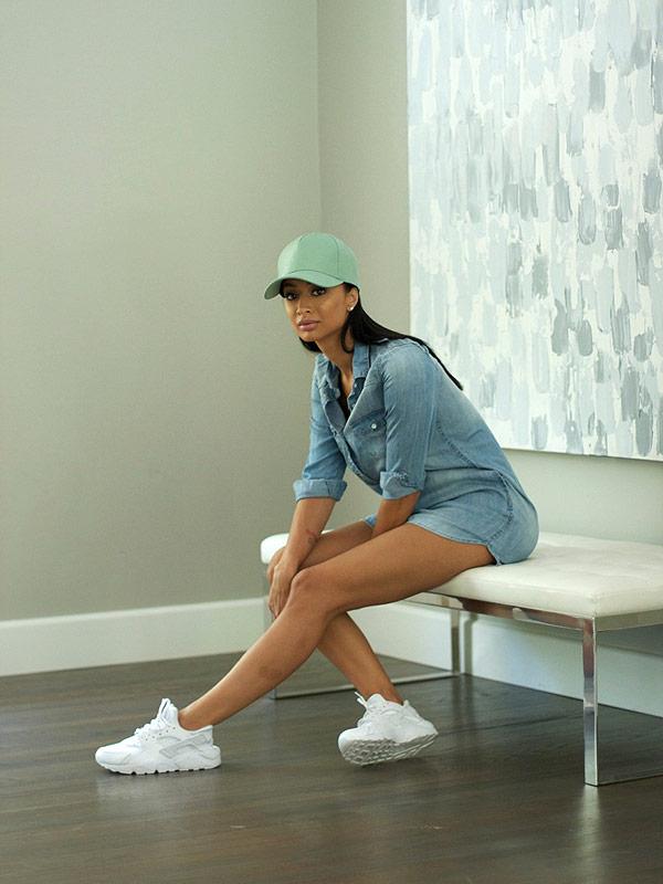 Draya michele sneakers
