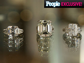 Holy Bling! Hollywood Stylist Jessica Paster Takes Us Diamond Shopping for Her Emmy Nominated Clients