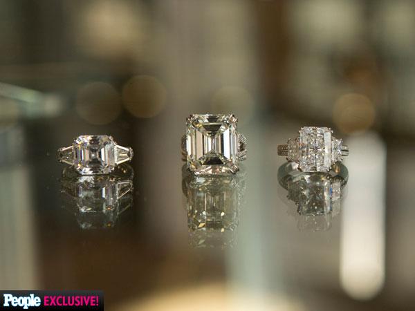 Jessica Paster picks Platinum jewelry