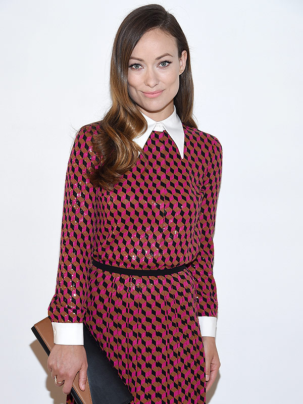 NEW YORK, NY - SEPTEMBER 16: Actress Olivia Wilde