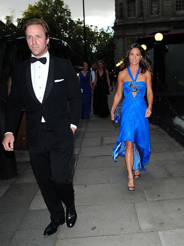 Pippa Middleton Tom Kingston 2015