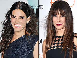 It Was a Weekend of New Bangs for Sandra Bullock, Taraji P. Henson, Ciara and Kate!