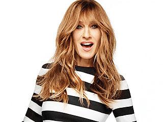 Sarah Jessica Parker Gets Bangs for Harper's Bazaar's October Issue!