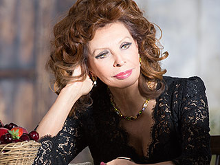 How Did Sophia Loren Celebrate Her 81st Birthday? By Launching a Lipstick with Dolce & Gabbana