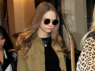 Cara Delevingne Goes on Twitter Rant Against Paparazzi: 'I Wish I Could Pour Molten Cheese on Them'