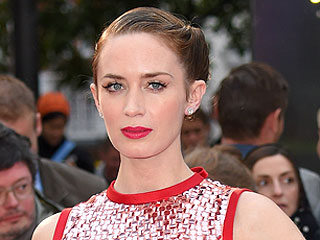 You Have to See Emily Blunt's Latest Jaw-Dropping Gown from the Back