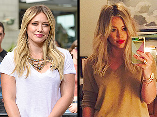 Hilary Duff Shows Off Her Fresh New Cut for Fall (Plus, More Star Hair Changes That Will Have You Running to the Salon)