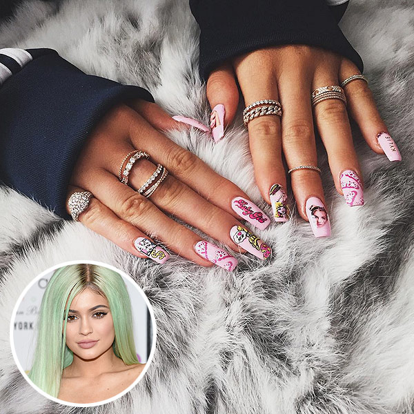 Nail Designs Kylie Jenner 119