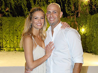 Bar Refaeli Shares First Wedding Photo: See Her Goddess-Like Gown!