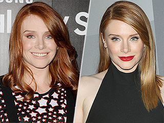 Bryce Dallas Howard Is Now a (Strawberry) Blonde!