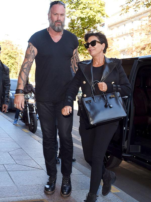 Kris Jenner bodyguard