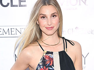 Did Whitney Port Just Reveal Her Wedding Dress on Instagram?