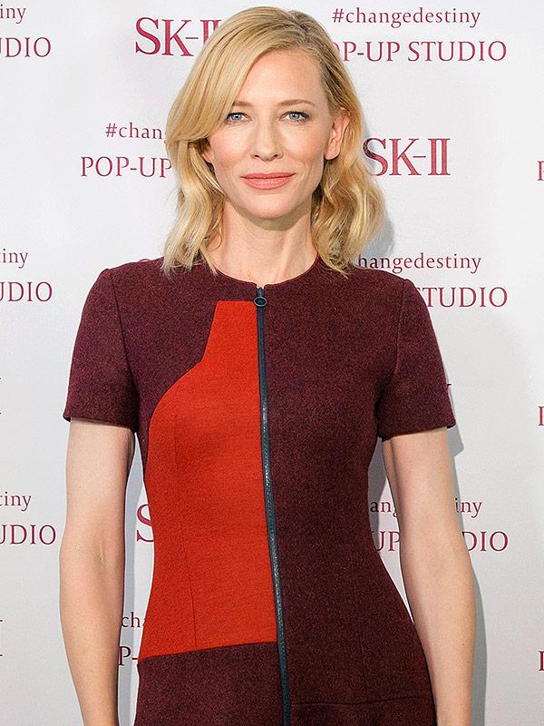 Cate Blanchett SK-II 2015