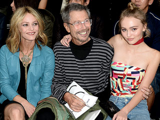 Lily-Rose Depp and Mother Vanessa Paradis Are the Most Fashionable Duo at Chanel's Paris Show