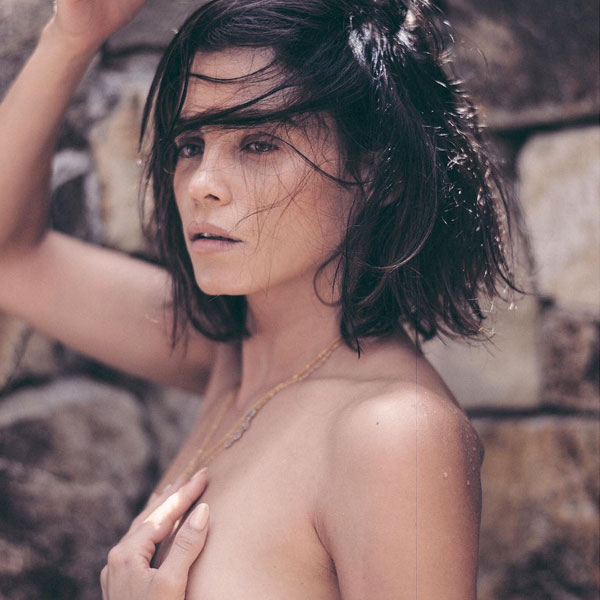 Jenna Dewan Topless