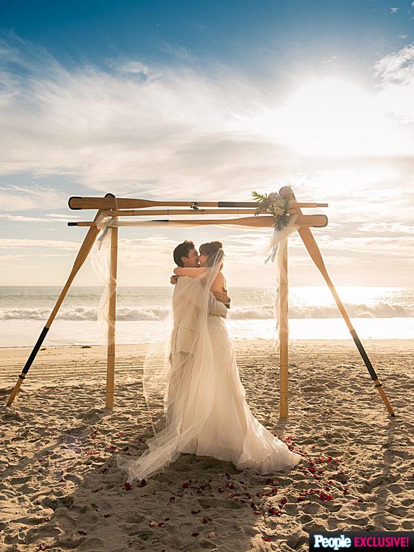 Melinda Clarke Wedding
