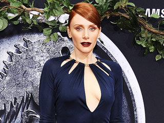 Bryce Dallas Howard Remains Proud of Those High-Heeled Jurassic World Sprints