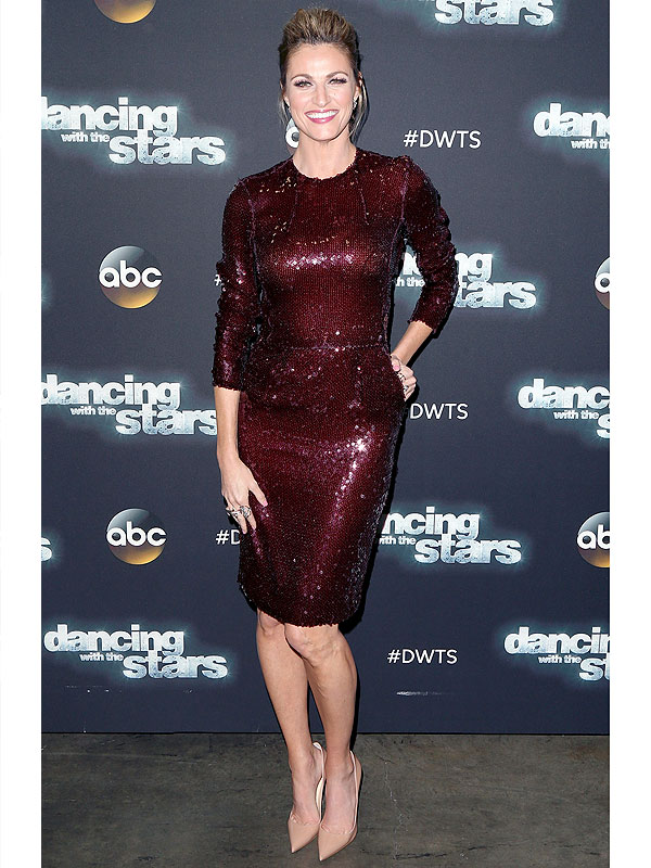 erin andrews dancing with the stars dresses